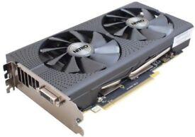 NEW Sapphire RADEON RX 470 MINING EDITION 8GB GDDR5 SAMSUNG PCI-E GRAPHICS CARD