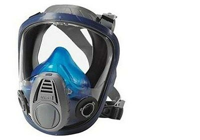 New Msa Advantage 3000 Twin Port Full Face Mask Respirator 10028995 Medium