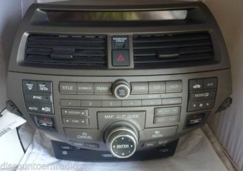 Honda Accord Navigation | eBay
