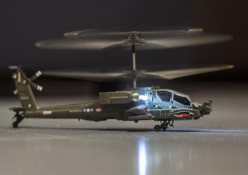 3 Gründe, die für einen Apache Hubschrauber von RC sprechen