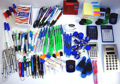 New 100-pack Assorted Mystery Office Supply Kit