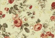 Rose Upholstery Fabric