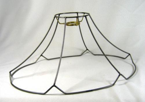 lamp shade frame ebay. Black Bedroom Furniture Sets. Home Design Ideas