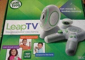 Leap Frog Tv, Jeux Éducatifs Pour Votre Kid Seulement En Anglais