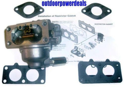 For Briggs And Stratton Nikki Carburetor 792534: 10 5HP