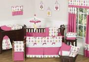 Owl Crib Bedding