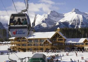 Lake Louise direct to lift adult pass