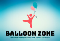 Balloon Zone Decor