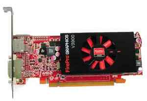 ATI Firepro V3900 PCI 1GB video Card - $ 50