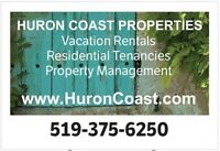 Houses for Rent in Kincardine, Port Elgin and Southampton