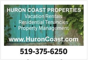 June 25 - July 2 - Cottages for Rent in Southampton & Port Elgin