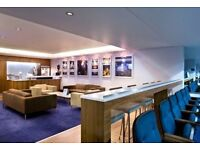 Hospitality box staff (flexible working hours, weekends and evening work)