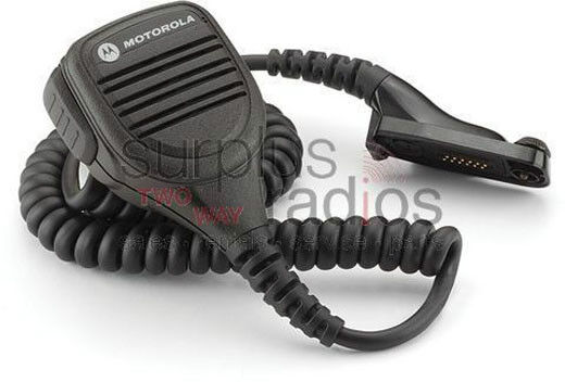NEW OEM MOTOROLA IMPRESS REMOTE SPEAKER MIC PMMN4025A XPR6550 XPR6350 XPR6300