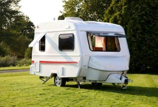 Freedom jet stream caravan plus awning and extras
