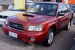 2004 Subaru Forester 2.5XT Wagon Mitchell Gungahlin Area Preview