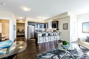 New 1 bdrm suites -9 ' ceilings- GREAT EARLY MOVE-IN INCENTIVES!
