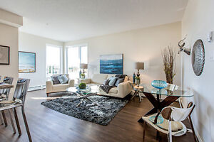 New 1 bdrm suites -9 foot ceilings- GREAT MOVE-IN INCENTIVES!