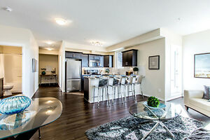 New 3 bdrm suites 9' ceilings -GREAT EARLY MOVE-IN INCENTIVES!