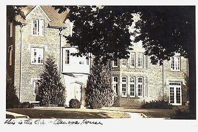 OR - EUGENE - University of Oregon - Psi Alpha Chapter - CHI OMEGA HOUSE 1936