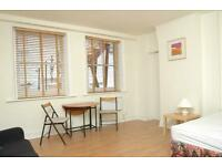Studio flat in Pembridge Villas, Notting Hill, W11