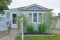 MOBILE HOME FOR SALE IN NEWCASTLE! COZY, OPEN CONCEPT - $74,900