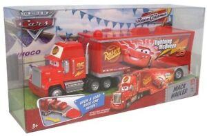 DISNEY PIXAR CARS Vinyl Toupee truck & Disney car folding table