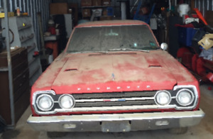 1967 Plymouth Other Coupe (2 door)