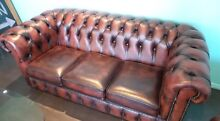 Chesterfield 3 seater Shailer Park Logan Area Preview