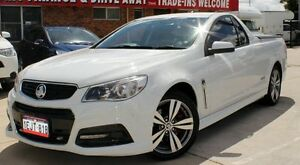 2013 Holden Ute VF SS White 6 Speed Manual Utility Cannington Canning Area Preview