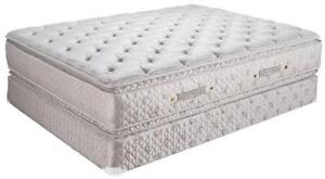 Supper Saving On Queen Size Euro Top mattresses and Box