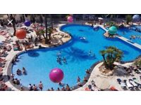 All inclusive holiday to Majorca magaluff for 2 people 1 week 14.05.18 to 21.05.18