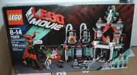 Lego 70809 MOVIE Lord Business' Evil Lair Neuf Brand NEW