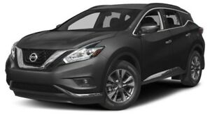 2017 Nissan Murano SV Navigation, Sunroof, Backup Camera