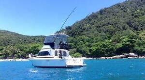 32ft CARIBBEAN GAME FISHING BOAT - REVAMPED - SLIPPED READY TO GO Trinity Beach Cairns City Preview