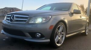 2010 Mercedes-Benz C350 with Sport AMG Package