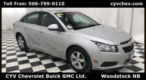 2014 Chevrolet Cruze 2LT - Heated Leather & Rear Camera