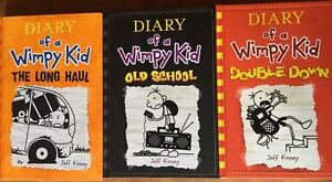 Diary of a Whimpy Kid Books