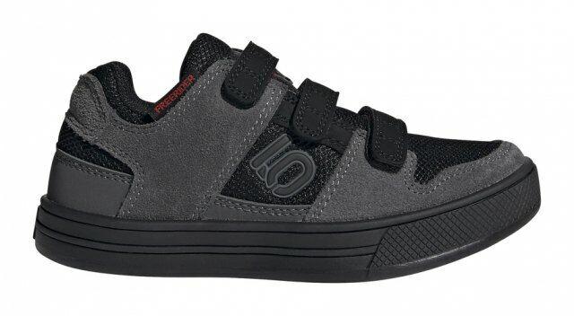 Five Ten Freerider Kids VCS Shoes Grey Five / Core Black / Grey Four - Bike MTB