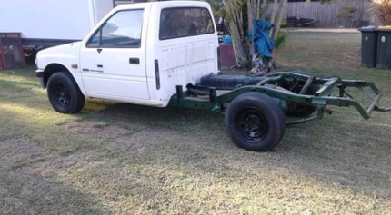 1993 holden rodeo