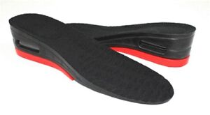 DETACTABLE HEIGHT INCREASE SHOE INSOLES