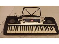 This is a great Christmas gift. Electronic Piano keyboard perfect for you!