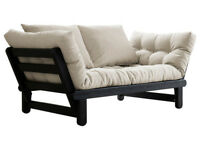 NEW futon day beds ( black or white) £100