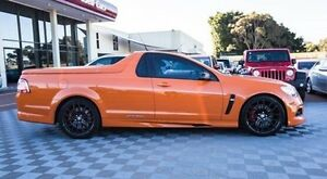 2013 Holden Special Vehicles Maloo GEN-F MY14 R8 Orange 6 Speed Sports Automatic Utility Alfred Cove Melville Area Preview