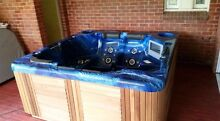 Luxury 7 person outdoor Spa, speakers and wi fi Brisbane City Brisbane North West Preview