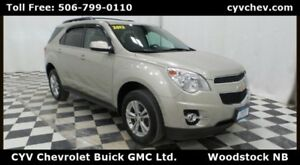 2013 Chevrolet Equinox LT AWD - 3.6L V6, Heated Seats & Rear Cam