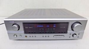 Denon AVR 485 6.1 Channel 55 Watt Receiver Grey