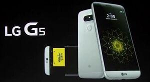 LG G5 32 GB - UNLOCKED