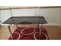 Luxury Glass Dining Table (REDUCED)