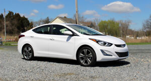 FOR SALE OR TAKEOVER LEASE *2015 HYUNDAI ELANTRA SPORT LOW KM'S!