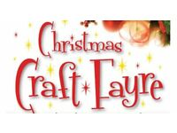 Craft Stall Holders Christmas **** URGENTLY REQUIRED***